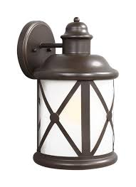 led 263 14 seagull lighting large one light outdoor wall