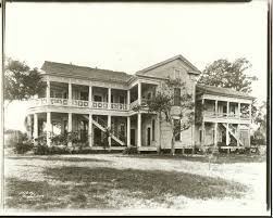 100 The Logan House Chapin OTD In 1920 This Photo Was Taken Of The Chapin