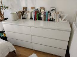 Ikea Malm 6 Drawer Dresser Package Dimensions by Dressers White Ikea Malm 6 Drawer Dresser With Frosted Glass Top