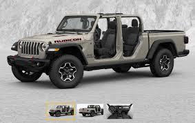 100 Jeep Truck Price Gladiator Build Configurator Now LIVE 2018