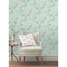 Ebay Home Decor Australia by Shabby Chic Floral Wallpaper In Various Designs Wall Decor New