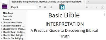 An Easy Way To Keep Track Of Biblical Passages Referenced In Books