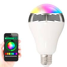 smart led wireless bluetooth speaker pro iwin sale