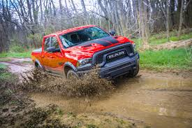 The Mopar '16 Special Edition Is A Dressed Up Ram Rebel » AutoGuide ...