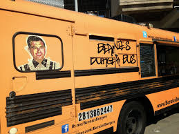 Bernies Burger Bus Food Truck - The Best Bus