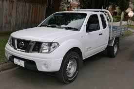 100 Liberty Truck Stop File2012 Nissan Navara D40 Series 6 RX King Cab 4door Cab