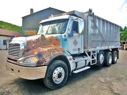 100 Used Dump Truck Bodies 2008 Freightliner Columbia Tri Axle For Sale By Arthur