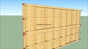 Cheap Shed Cladding Ideas by How To Built A House With Pallets Youtube