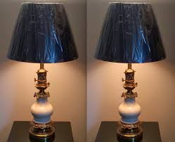 Dish Torchiere Lamp Shade Replacement by Librarian Tells All Thrift Store Win Vintage Stiffel Lamps And