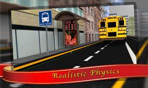 Driving School Truck Games Real School Bus Driver 3d 1 0 Apk ...
