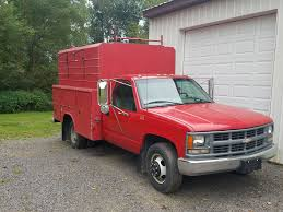 1999 CHEVY C3500HD UTILITY TRUCK - For Sale - Cars & Trucks - Paper ...