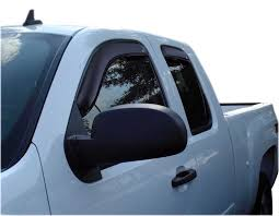 100 Auto And Truck Outfitters Ventvisor InChannel Deflector 4 Pc Southern