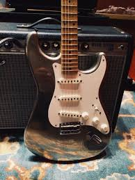 John Mayer On Twitter Fender Custom Shop Made This Nickel Plated Stratbelieve It Or Not Sounds Incredible Tco WnjXJywPNQ
