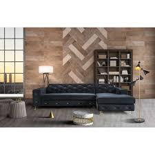 amerikanische wohnzimmermöbel luxus design stoff ecksofa