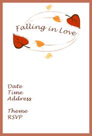 UNIQUE Free Wedding Invitations