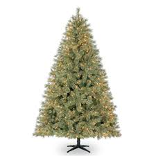 Hobby Lobby Pre Lit Christmas Trees Instructions by 7 5 Ft Pre Lit Jasper Cashmere Artificial Christmas Tree Clear