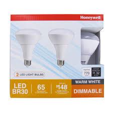 honeywell fe0501 01 br30 led light bulb 2 pack honeywell store