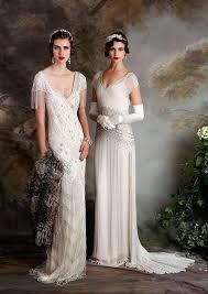 Gatsby Vintage Inspired Eliza Jane Howell Wedding Dresses