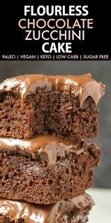 zucchini chocolate cake keto and vegan the big s