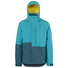 snow jacket scott terrain dryo men jacket 244284 snow jackets