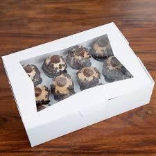Cupcake Boxes With Insert