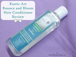 Rustic Art Bounce And Bloom Hair Conditioner Review
