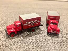 N Scale - Classic Metal Works - 50251 - Truck, IH R190 - Burlington ... Tomytec Nscale Truck Collection Set D Lpg Tanker Gundambuilder N Scale Classic Metal Works 50263 White Wc22 Kraft Finenscalehtml Oxford Diecast 1148 Ntcab002 Scania T Cab Curtainside Ian 54 Ford F700 Delivery Trucks Trainlife Gasoline Tanker Semi Magirus Truck Wiking 1160 Plastic Tender Truckslong Usrapr 484 Northern 1758020 Beer Trucks Athearn 91503c Cseries Cadian 100 Ton N11 Roller Bearing W Semiscale Wheelsets Black 1954 Green Giant 2 Pack 10 Different Ultimate Scale Trucks Bus Kits Most In Orig