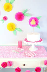 Mothers Day Easy Paper Flowers