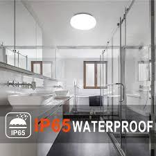 sungny lighting deckenleuchte led schlafzimmer deckenle ip65 bad le 18w 1500lm 4000k neutralweiß moderne 220v 240v für wohnzimmer badezimmer