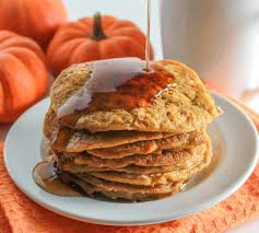Easy Healthy Pumpkin Pancake Recipe by Pumpkin Cheesecake Pancakes Destination Delish