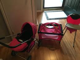 Find More Graco Baby Doll Set - High Chair, Playard, And Stroller ... Graco High Chaircar Seat For Doll In Great Yarmouth Norfolk Gumtree 16 Best High Chairs 2018 Just Like Mom Room Full Of Fundoll Highchair Stroller Amazoncom Duodiner Lx Baby Chair Metropolis Dolls Cot Swing Chairhigh Chair And Buggy Set Great Cdition Shop Flat Fold Doll Free Shipping On Orders Over Deluxe Playset Walmartcom Swing N Snack On Onbuy 2 In 1 Hot Pink Amazoncouk Toys Games
