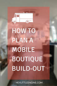 Best 25 Mobile Fashion Truck Ideas On Pinterest Boutique ...
