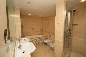 Paint Color For Bathroom With Beige Tile by Bathroom Tiles Beige Interior Design