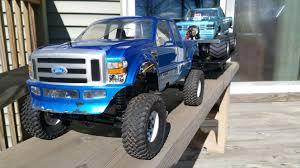 100 Rc Pulling Trucks Trail Finder 2 Pulling Custom Made Four Wheel Drive Shaft Drive