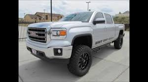 100 Sierra Trucks For Sale 2014 GMC 1500 RMT Off Road Lifted Truck 4 Lifted GMC