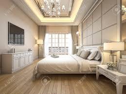 100 Modern Luxury Bedroom 3d Rendering Modern Luxury Classic Bedroom With Marble Decor
