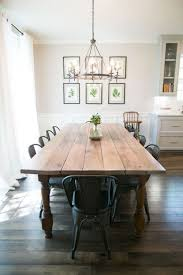 Rustic Dining Room Ideas Pinterest by You Don U0027t Have To Have A Large Family To Love These Farmhouse
