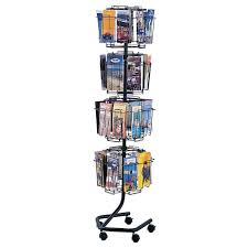 Rotating Floor Literature Display Stands