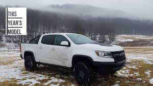 2018 Chevrolet Colorado ZR2 Review In Vermont: A Tonka Truck For Big ... Chevy Debuts Aggressive Zr2 Concept And Race Development Trucksema Chevrolet Colorado Review Offroader Tested 2017 Is Rugged Offroad Truck Houston Chronicle Chevrolet Trucks Back In Black For 2016 Kupper Automotive Group News Bison Headed For Production With A Focus On Dirt Every Day Extra Season 2018 Episode 294 The New First Drive Car Driver Truck Feature This 2014 Silverado Was Built To Serve Off Smittybilts Ultimate Offroad 1500 Carid Xtreme Trailblazer Pmiere Debut In Thailand