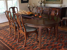 Mahogany Antique Dining Sets 1950 Now