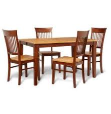 Art Van Patio Dining Set by Dining Table 4 Side Chairs