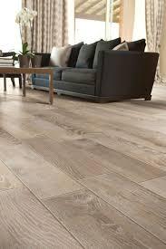 stylish kitchen flooring that looks like wood tile flooring that