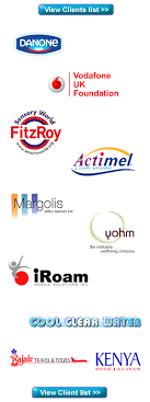 Web Design Clients Logos