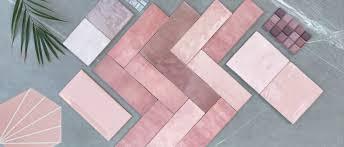 stylische rosa altrosa fliesen günstig bestellen