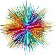 Tooarts Poisson En Métal Fer Sculpture Abstrait Ornement Créatif