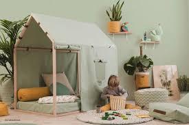 chambre enfan chambre d enfant verte oser la couleur 5784689 éco peinture