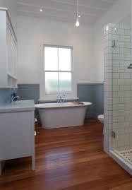 renovated bathroom to 1900 s villa cambridge new zealand