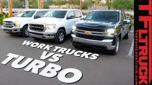 100 Ford Trucks Vs Chevy Trucks How Does The 2019 Silverado Turbo Stack Up Against The F150