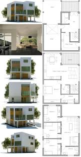 100 Modern Homes Design Plans Minimalist House Plan Architectural Design House Plans