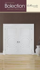 Bolection Door